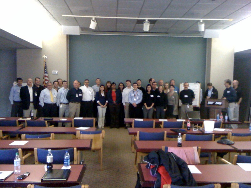 Atlanta Tableau User Group Group Shot