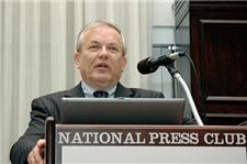 w david stephenson photo at national press club